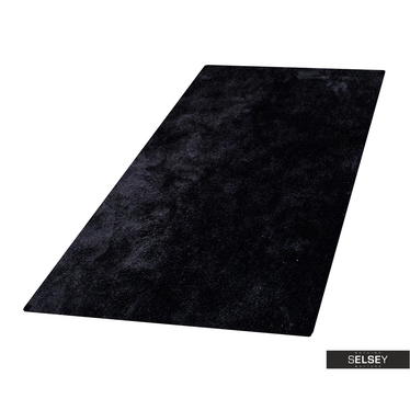 Teppich BRIDIN Schwarz 160x230 cm