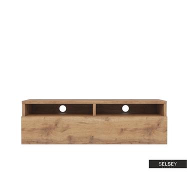 TV-Lowboard REDNAW mit Schublade, 100 cm