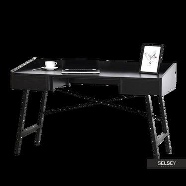 Schreibtisch ESLOV schwarz