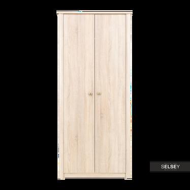 Kleiderschrank DIQA mit 2 Türen