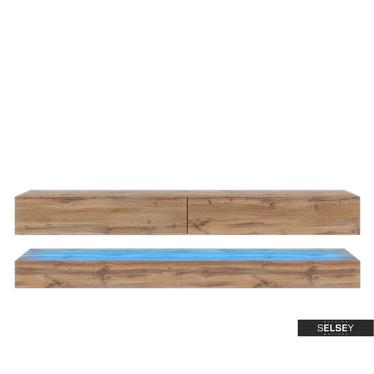 TV-Hängeboard HYLIA mit LED
