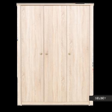 Kleiderschrank DIQA mit 3 Türen