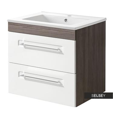Waschbeckenunterschrank MALIBU 60 cm