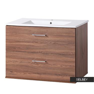Waschbeckenunterschrank ALLEGRE 80 cm