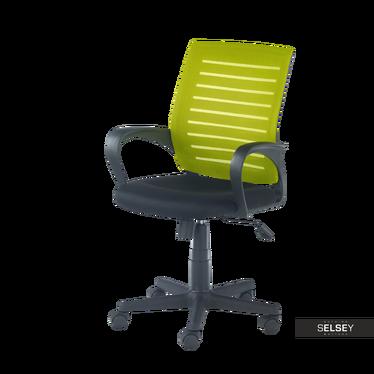 Bürostuhl TEAMARAN schwarz/grün