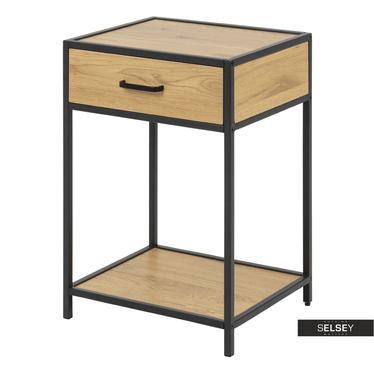 Nachttisch KRAPINA mit Schublade