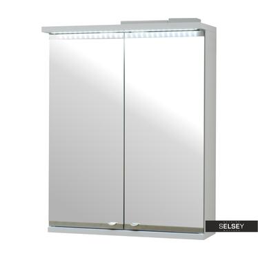 Spiegelschrank ISME 2-türig mit LED 50 cm