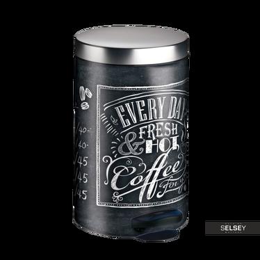 Mülleimer NEW LINE 14L Coffee