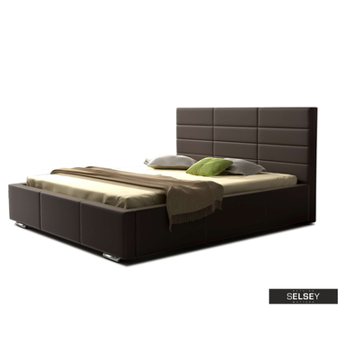 Bett ALBANTRIS mit Lattenrost, optional mit Bettkasten und Matratze