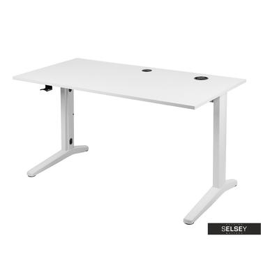 Gaming-Tisch LOKOTI weiß