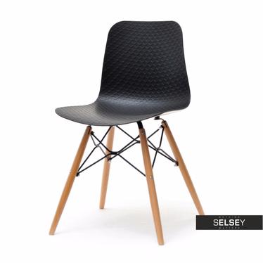 Stuhl CARO schwarz