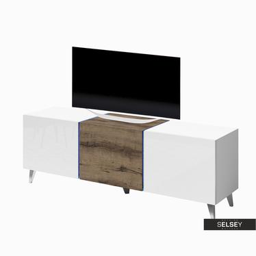 TV-Lowboard BISKO 138 cm