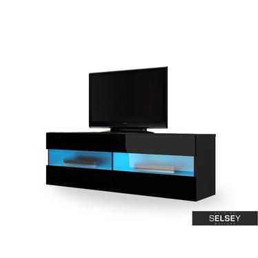 TV-Hängeboard BRICO mit LED