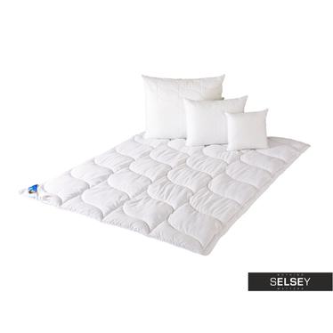 Bettdecke Medic Dormi Vier Jahreszeiten + 2 Kissen