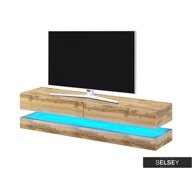 TV-Hängeboard AVIATOR mit LED