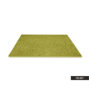 Teppich INTENS MUSE grün