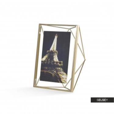 Bilderrahmen PRISMA 13x18 cm gold
