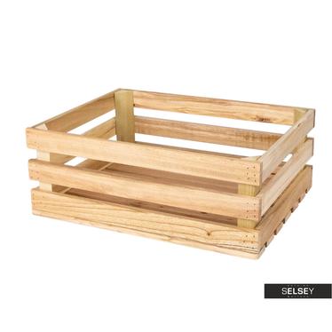 Holzkiste MINTBUSH 37x28 cm