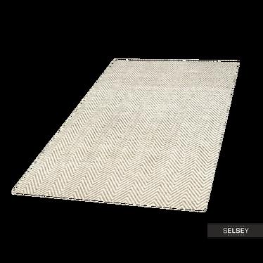 Teppich LUNO COLD beige