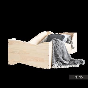 Kinderbett GARISEO aus Kiefernholz