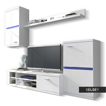 Wohnwand CORE 7-teilig mit LED