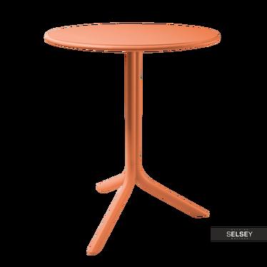 Beistelltisch CHAPENA orange 61 cm