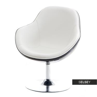 Sessel PEZZO schwarz/weiß