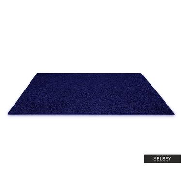 Teppich INTENS MUSE marineblau