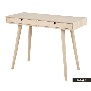 Schreibtisch KASTAV mit 2 Schubladen