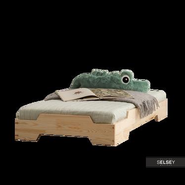 Kinderbett HALLIE aus Kiefernholz