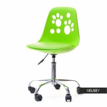Schreibtischstuhl FOOT limettengrün