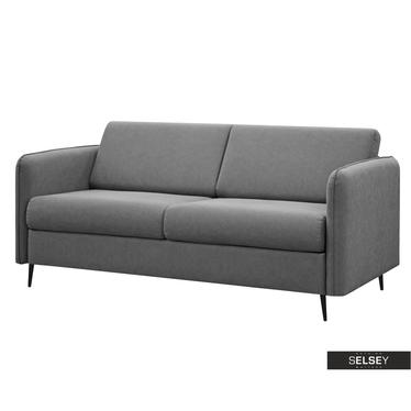 Sofa LENERS mit schwarzen Füßen