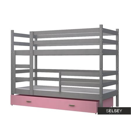 etagenbett teodor mit bettkasten. Black Bedroom Furniture Sets. Home Design Ideas
