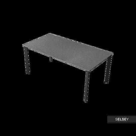 Esstisch KAYKO 180(260)x90 cm graue Steinoptik